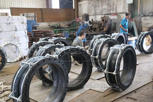 巩义耐高压橡胶接头的性能