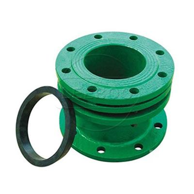 柔性套管式伸缩器的管道作用