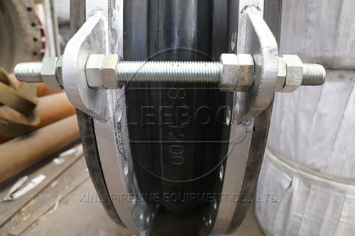 脱硫管道专用橡胶接头