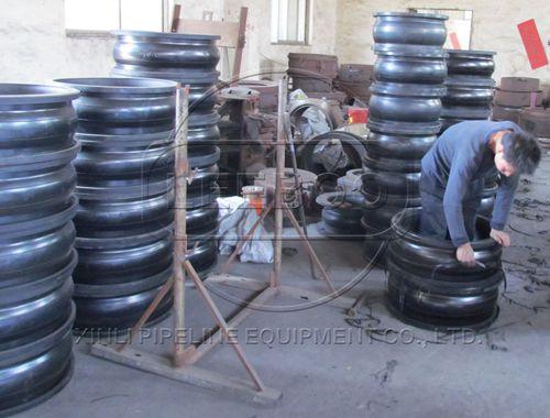 可曲挠橡胶接头制作工艺新改革