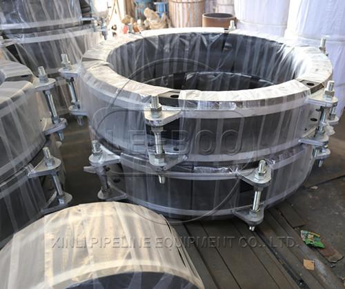 橡胶接头生产到发货全流程