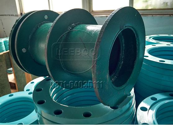 柔性防水套管的预埋说明