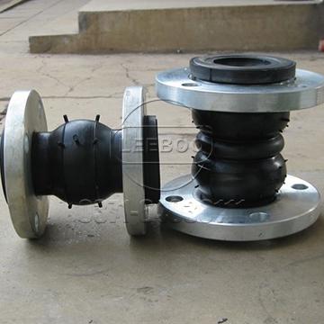 橡胶软接头可曲挠橡胶接头的结构和使用性能