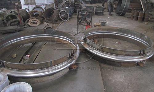 橡胶柔性接头在循环水管道中的应用