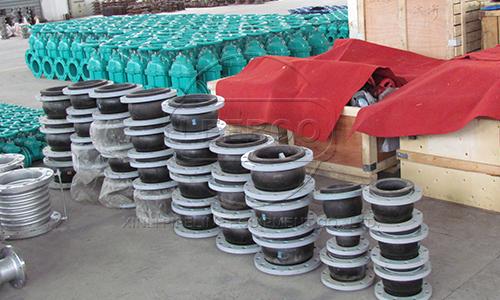 橡胶接头出厂前的检验