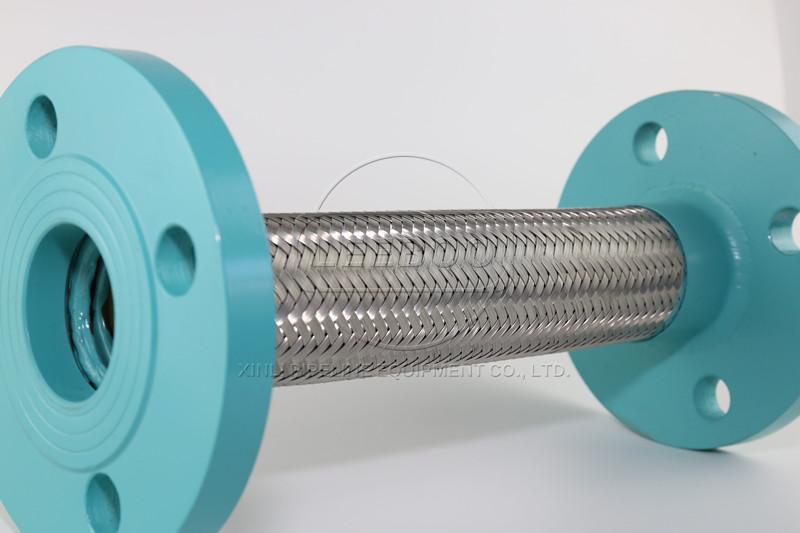 橡胶避震喉和金属软管的差别之处