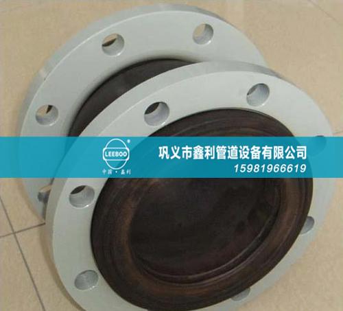 不锈钢法兰橡胶软接头在化工场合中应用的重