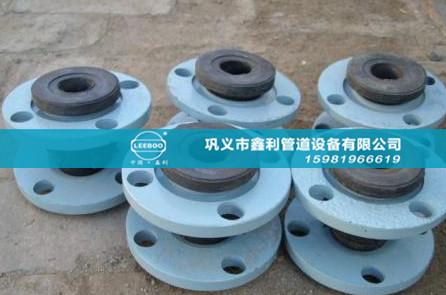 不同材质制作出来的橡胶软接头不同作用
