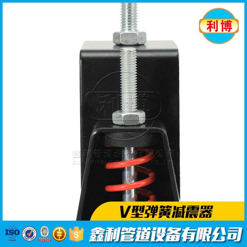 鑫利管道向你介绍弹簧减震器的适用范围