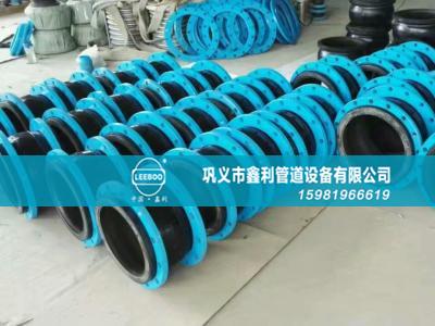 可曲挠橡胶接头为城市供水做出巨大贡献