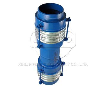 煤气管道用金属补偿器老化更换注意要素