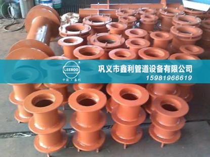 刚性防水套管和柔性防水套管安装规定的差别