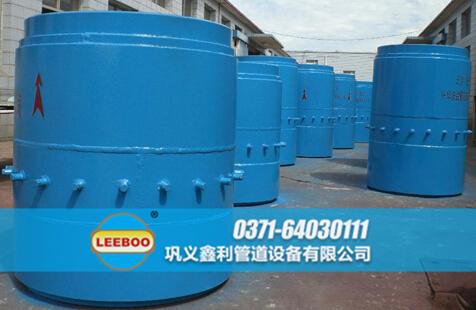 套管伸缩器在排水管道中的使用及安装注意事