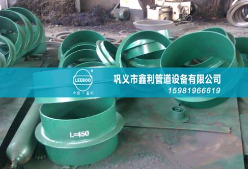 鑫利管道厂家刚性防水套管翼环厚度是多少