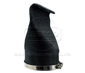 橡胶鸭嘴阀的结构特征及安装方法、使用注意
