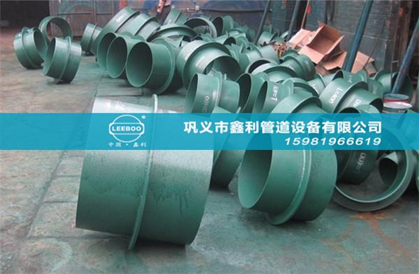 鑫利管道生产钢性防水套管时对管件有什么规