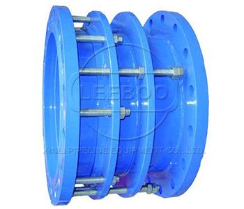 伸缩器接头和传力接头都是管道配件使用率较