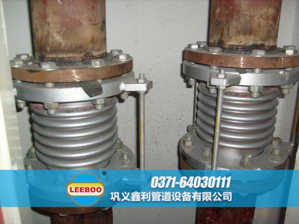 各类补偿器和管道设备在化工领域管网中的作