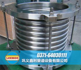 金属补偿器参与国际市场竞争