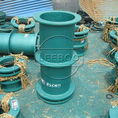 造成柔性防水套管漏水的四种原因