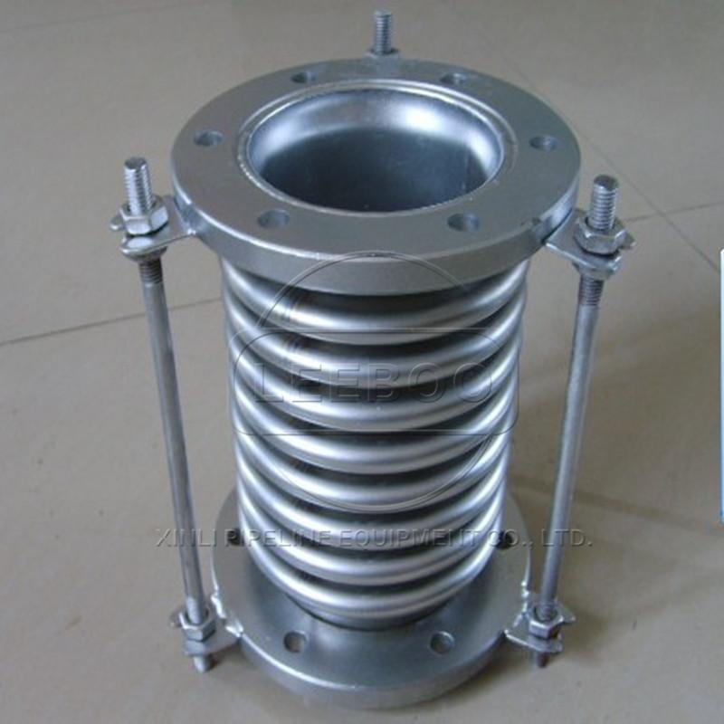 波纹补偿器在管道线路上可以起补偿管道位移